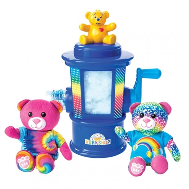 Build A Bear fyldestation