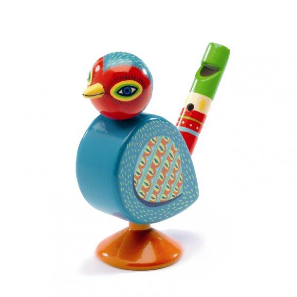 Djeco musikinstrument, fuglefløjte