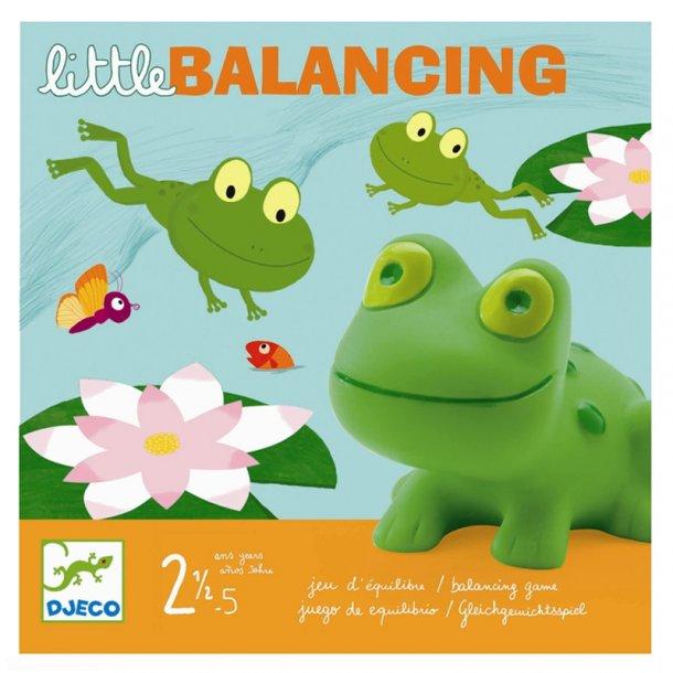 Djeco spil for tumlinge, Balancefrøer
