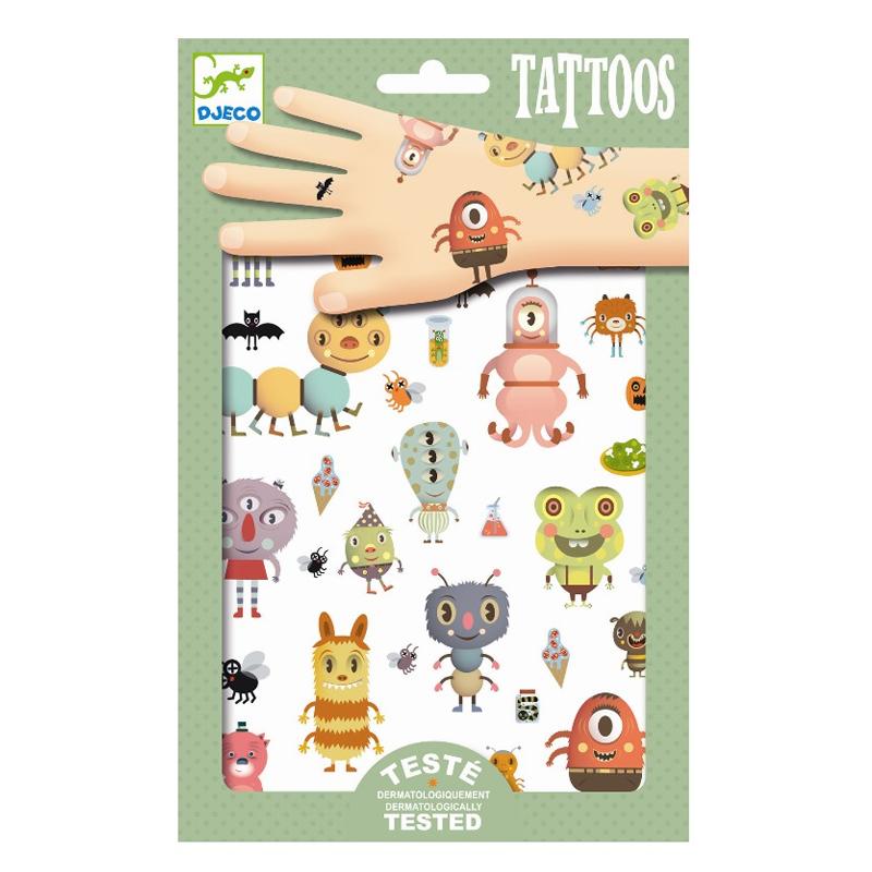 djeco tatoveringer