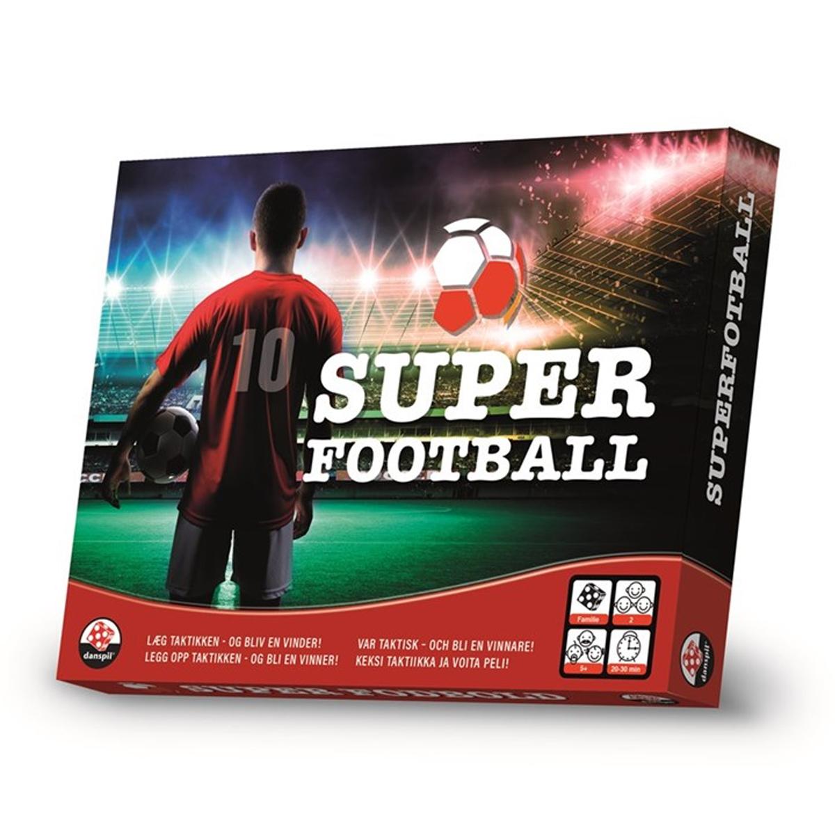 Danspil Super Fodbold