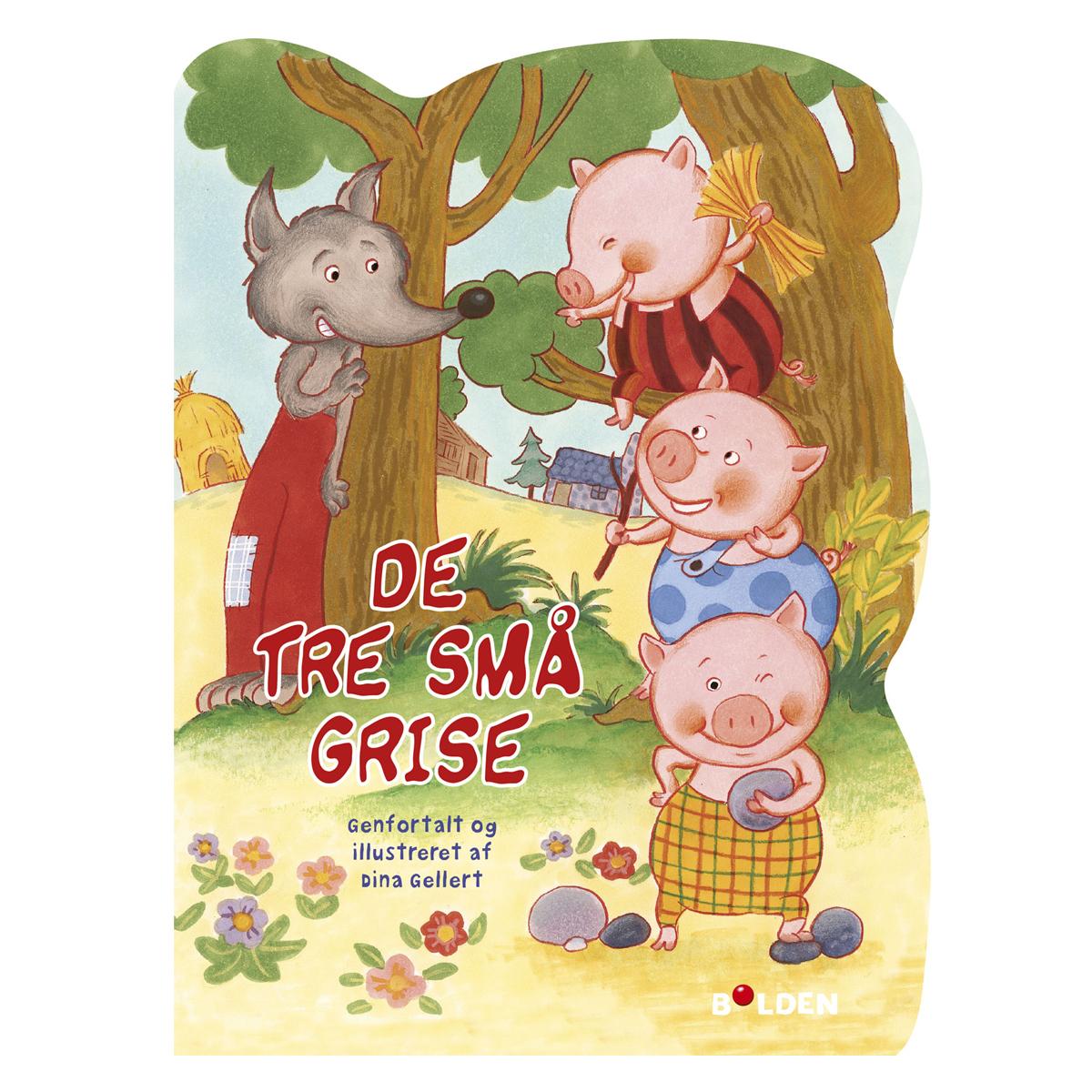 Image of   De tre små grise
