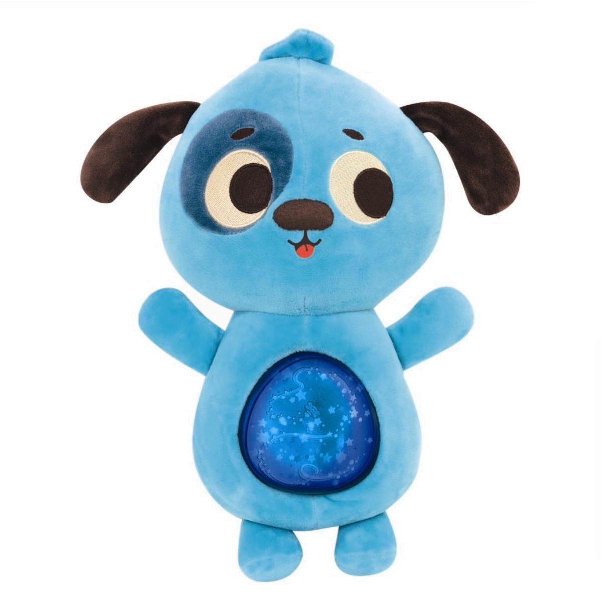 Image of B Toys bamse med musik og lys, Twinkle Tummies - Woofer