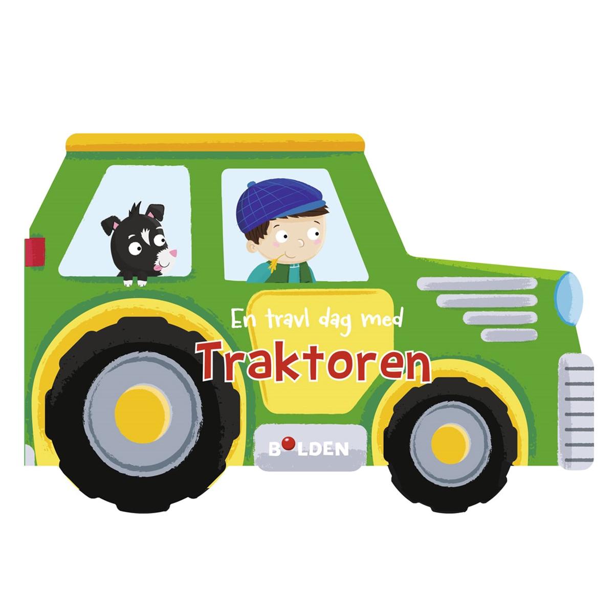 Image of   En travl dag med traktoren