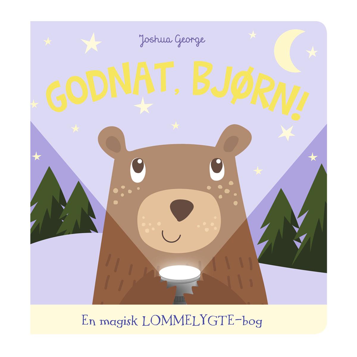 Image of   Godnat, Bjørn! - En magisk lommelygte-bog