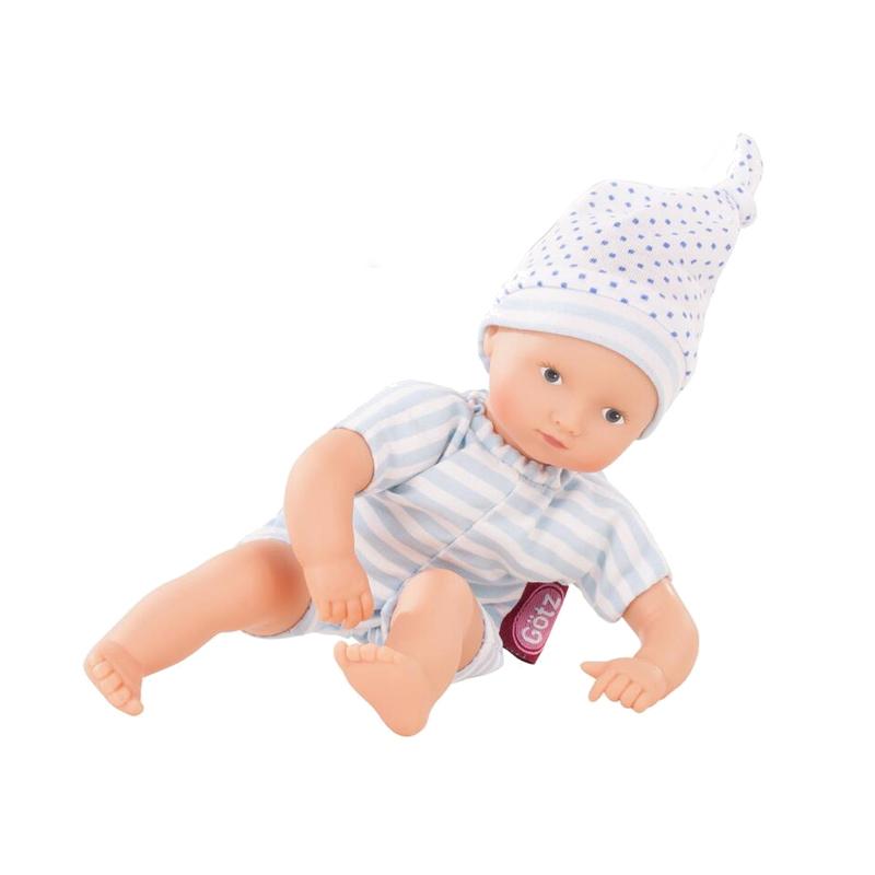 Image of   Götz mini dukke, Aquini dreng 22 cm