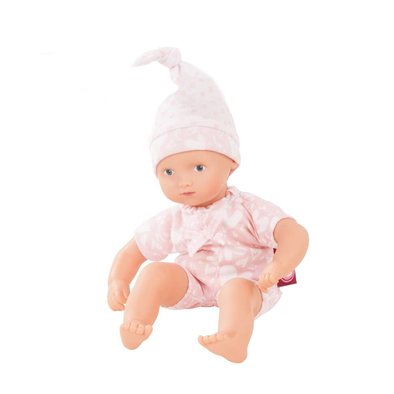 Image of   Götz mini dukke, Aquini pige 22 cm