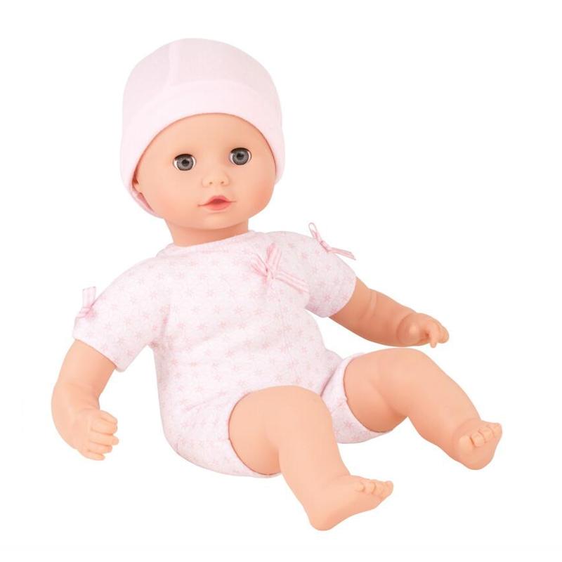 Götz pige babydukke, 33 cm