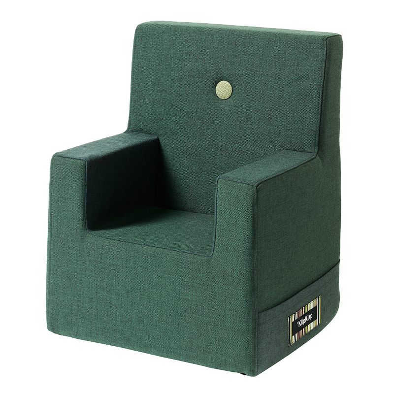 Image of   byKlipKlap børnestol XL, grøn
