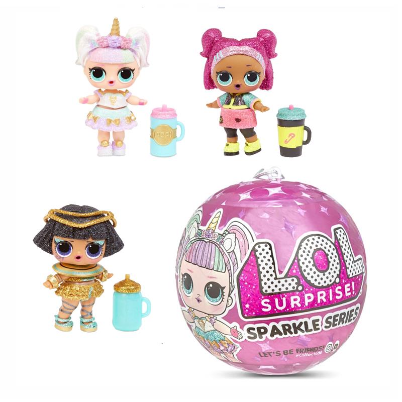 Image of L.O.L Surprise dukke, Sparkle