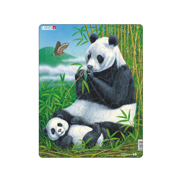 Image of Larsen Puslespil Panda