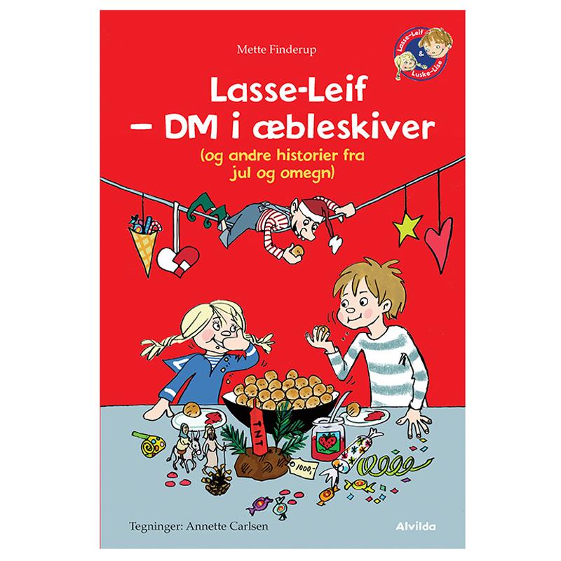 Lasse-leif, DM i æbleskiver