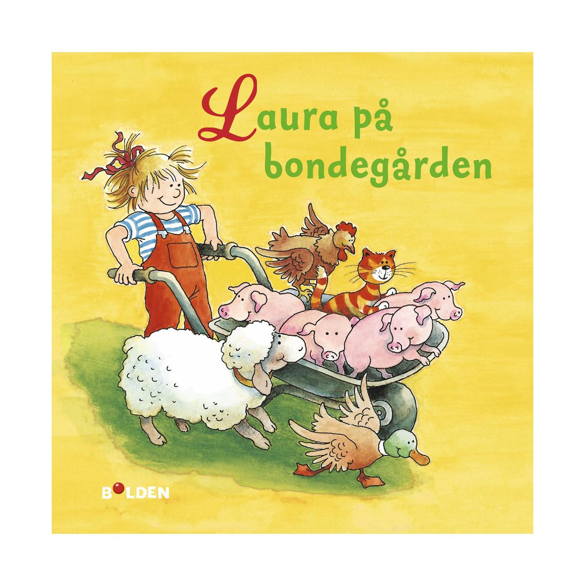 Image of   Laura på bondegården