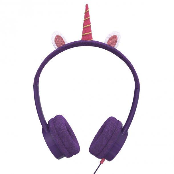 Little Rockerz høretelefoner, enhjørning