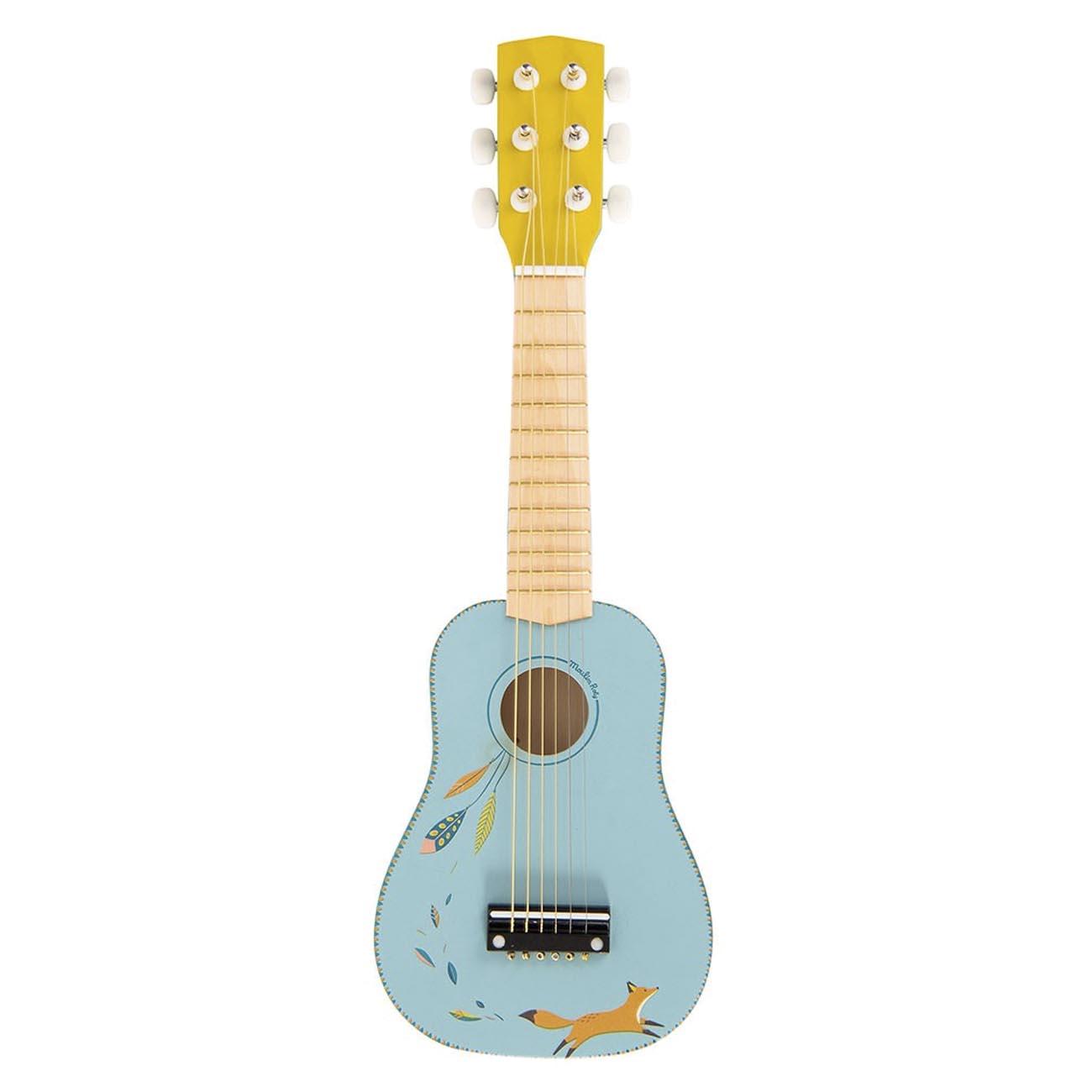 Moulin Roty guitar - Moulin Roty - Børneneskartel.dk