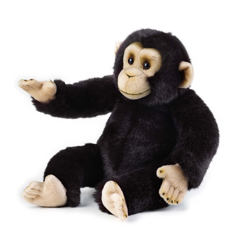 Image of   National Geographic bamse, chimpanse 36 cm