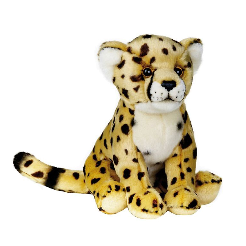 Image of   National Geographic bamse, gepard 25 cm