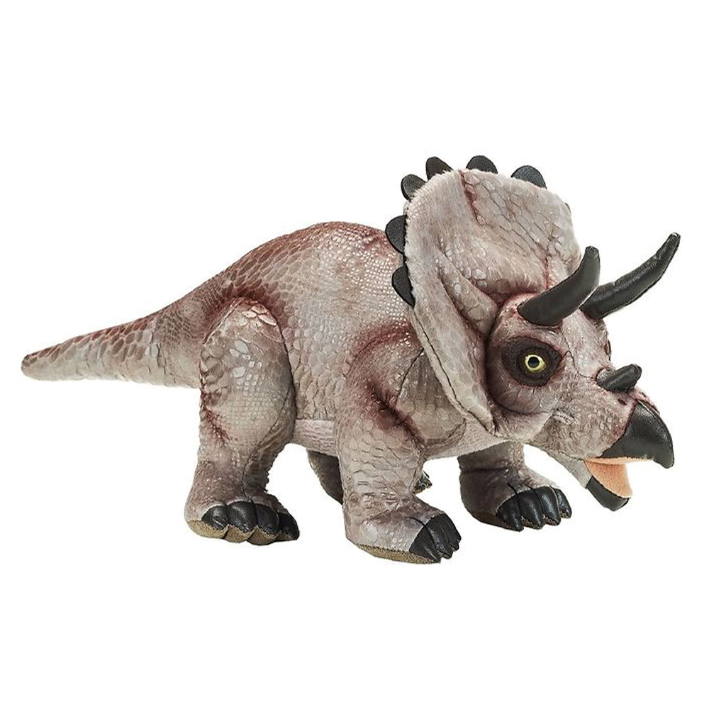 Image of   National Geographic bamse, triceratops 42 cm