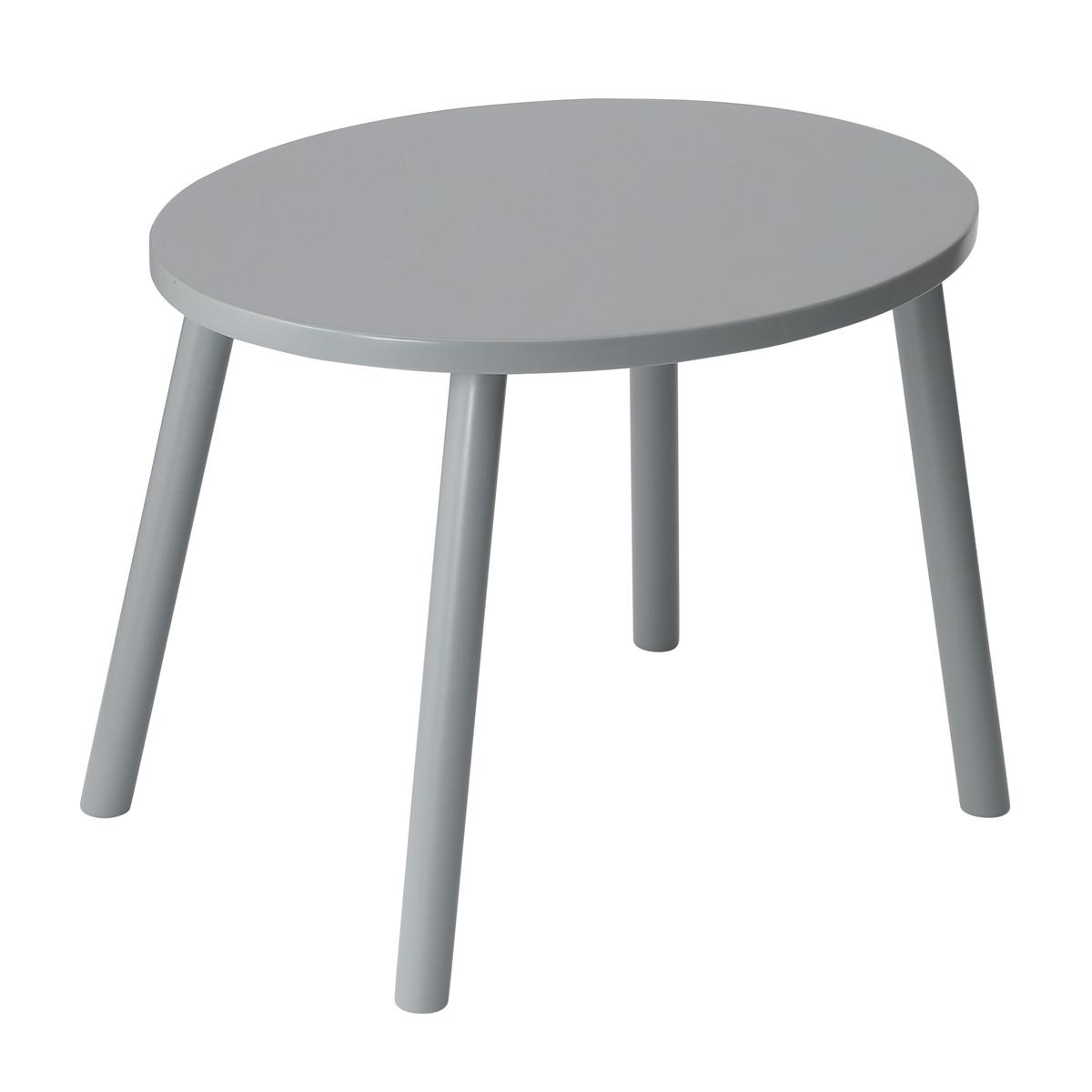 Nofred børnebord Mouse Table, grå