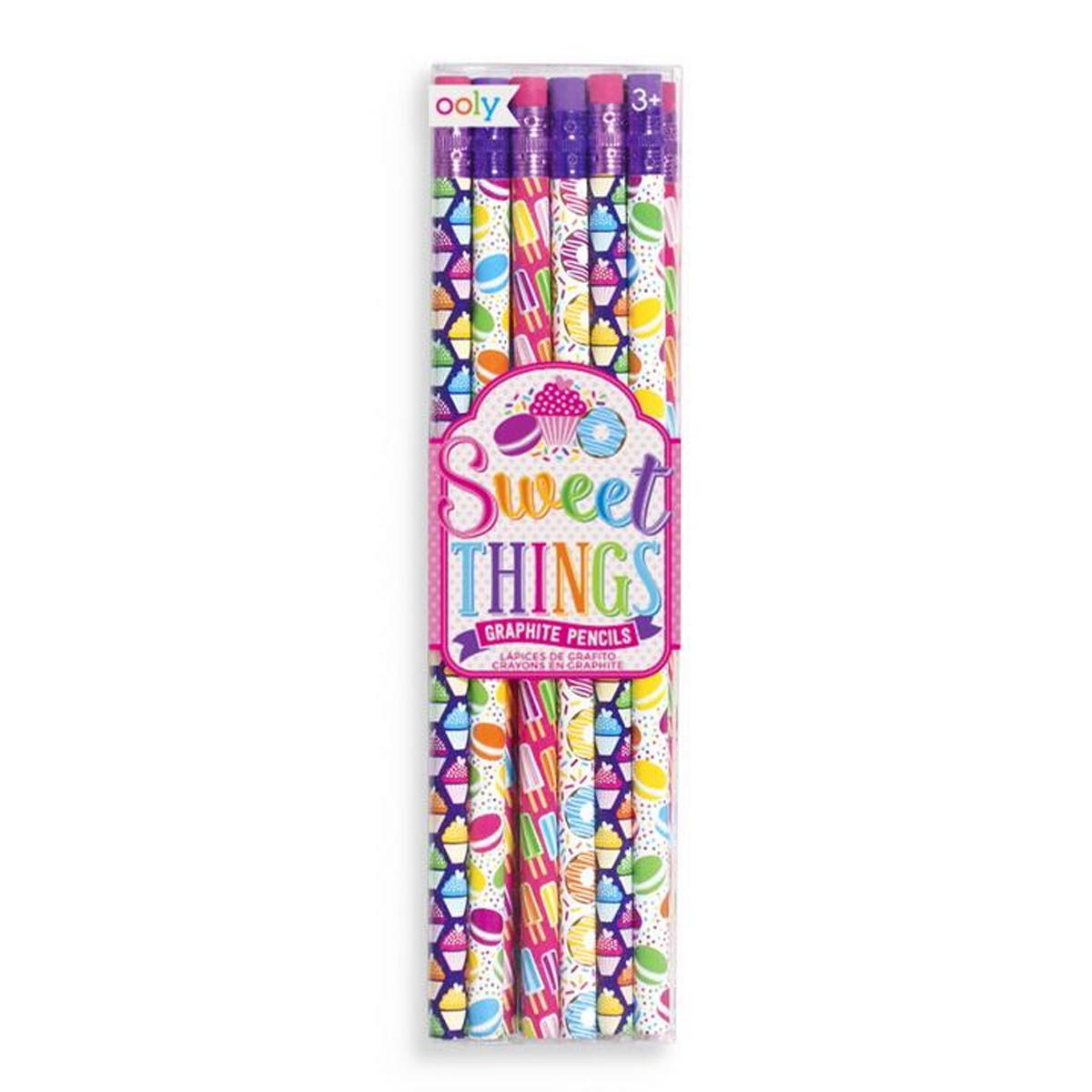 Image of   Ooly 12 stk blyanter, sweet things