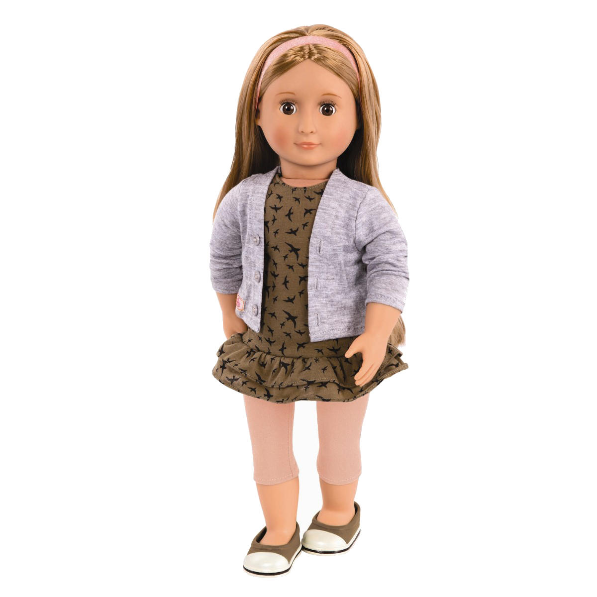 Image of   Our Generation dukke, Arianna - 46 cm