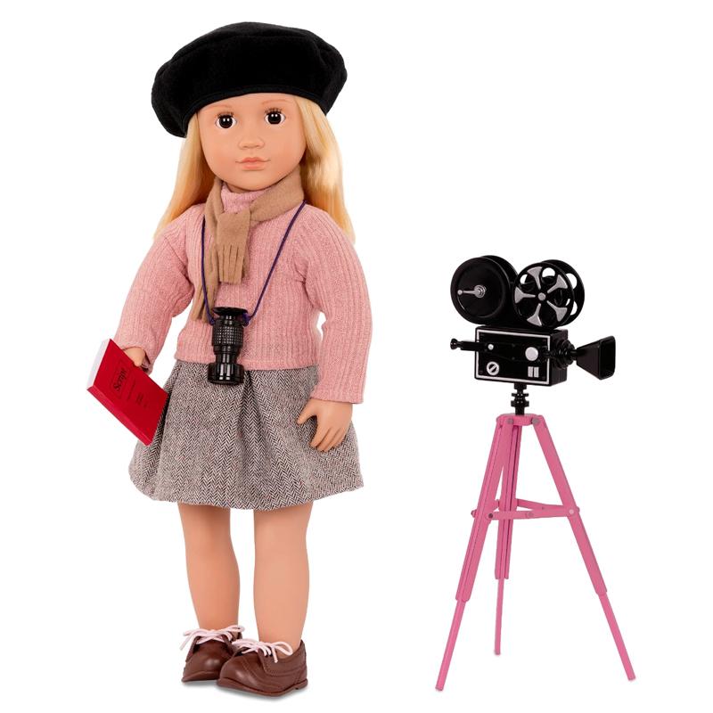 Image of   Our Generation dukke, filminstruktør