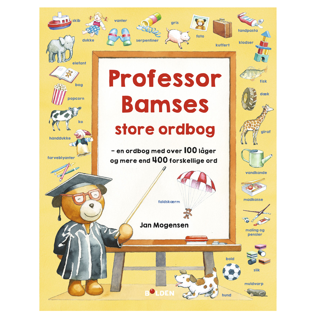 Image of   Professor Bamses store ordbog