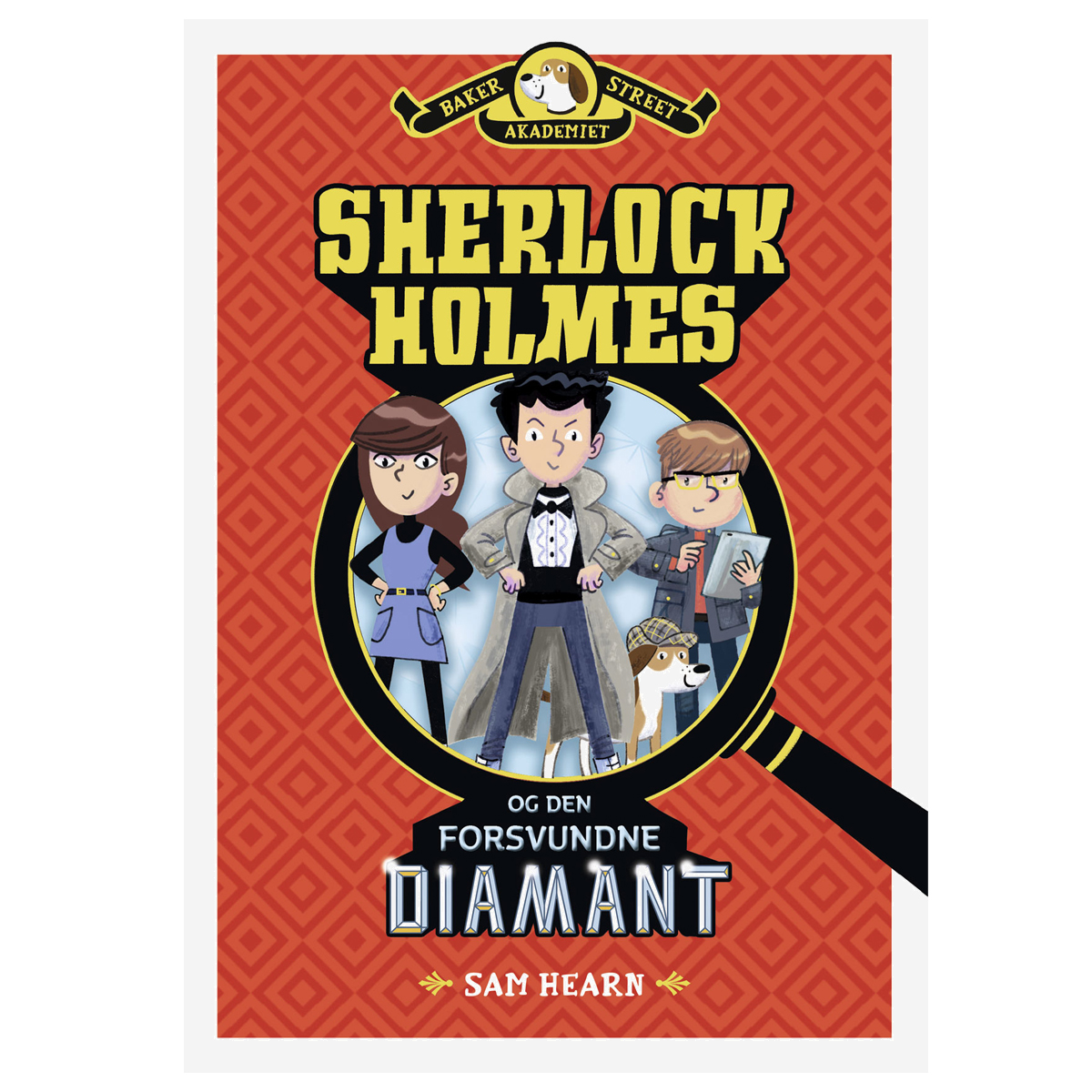 Image of   Sherlock Holmes og den forsvundne diamant (1)