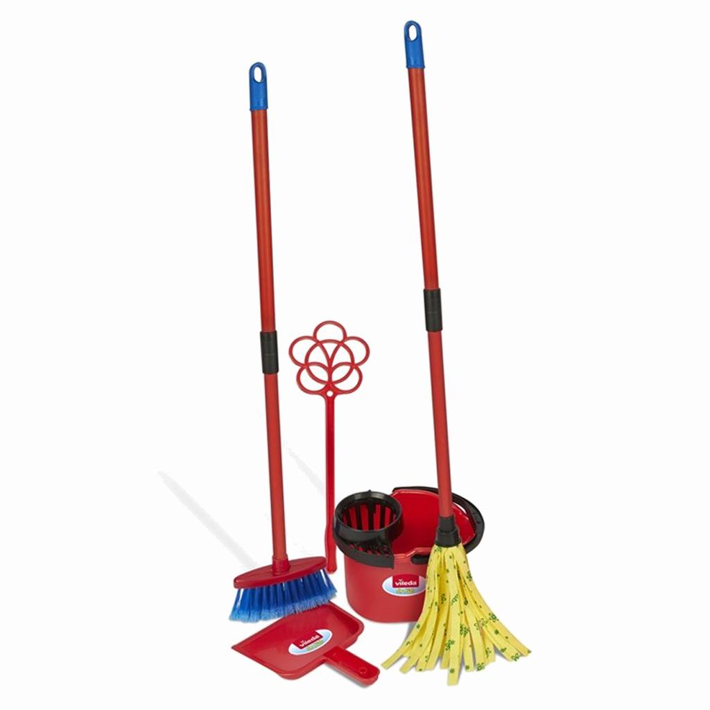 Image of Vileda rengøringssæt til børn