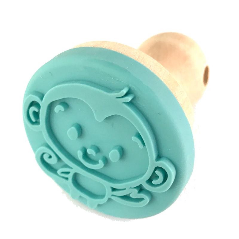 Image of   Ailefo stempel til modellervoks, abe