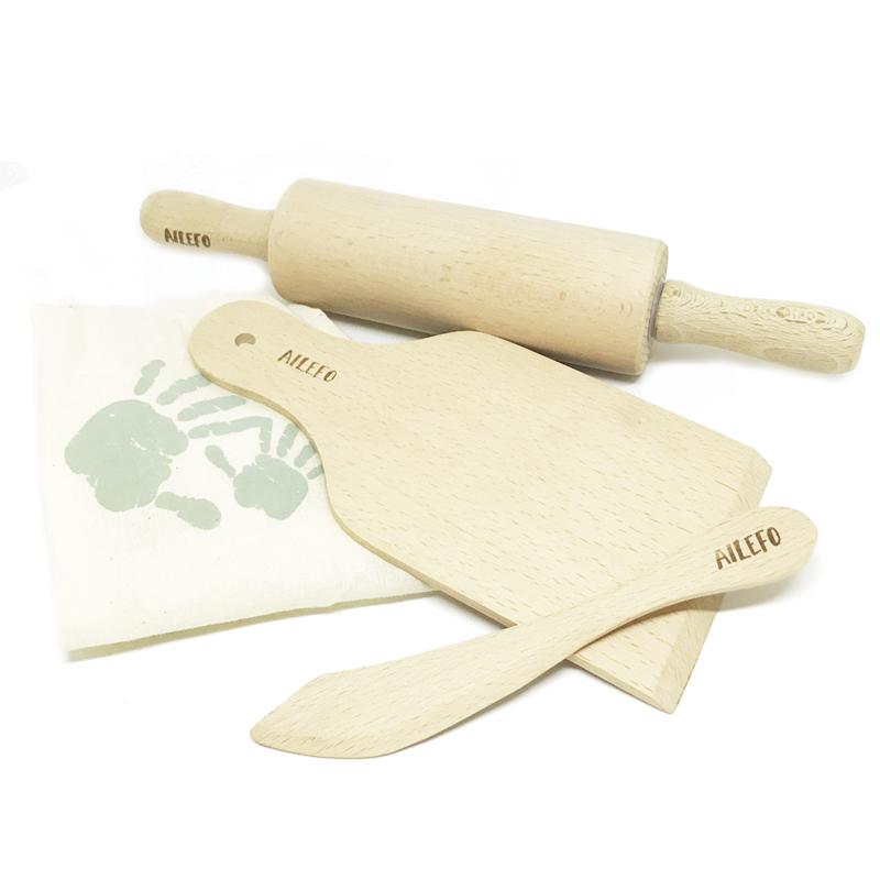 Image of   Ailefo træredskaber til modellervoks