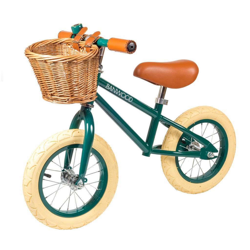 Billede af Banwood løbecykel, First Go - grøn
