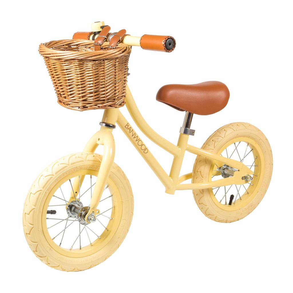 Image of   Banwood løbecykel, First Go - vanilla