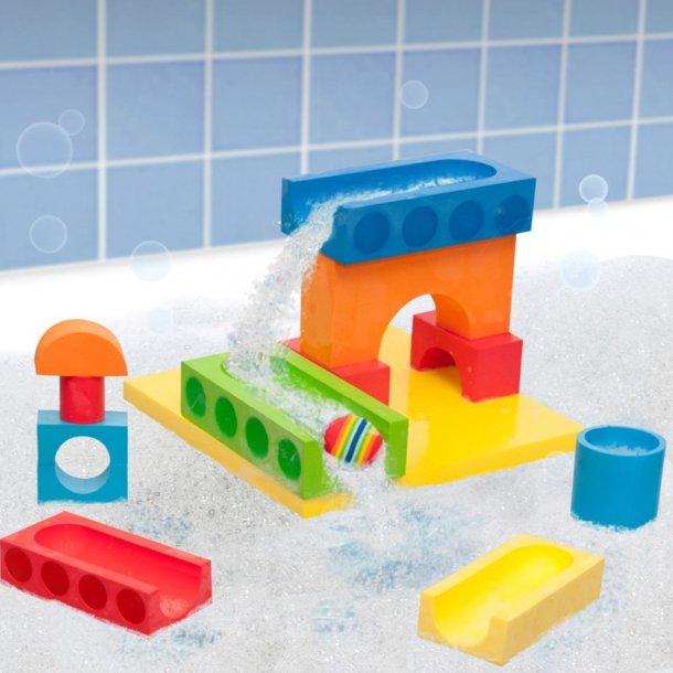 BathBlocks badelegetøj i skum, kuglebane