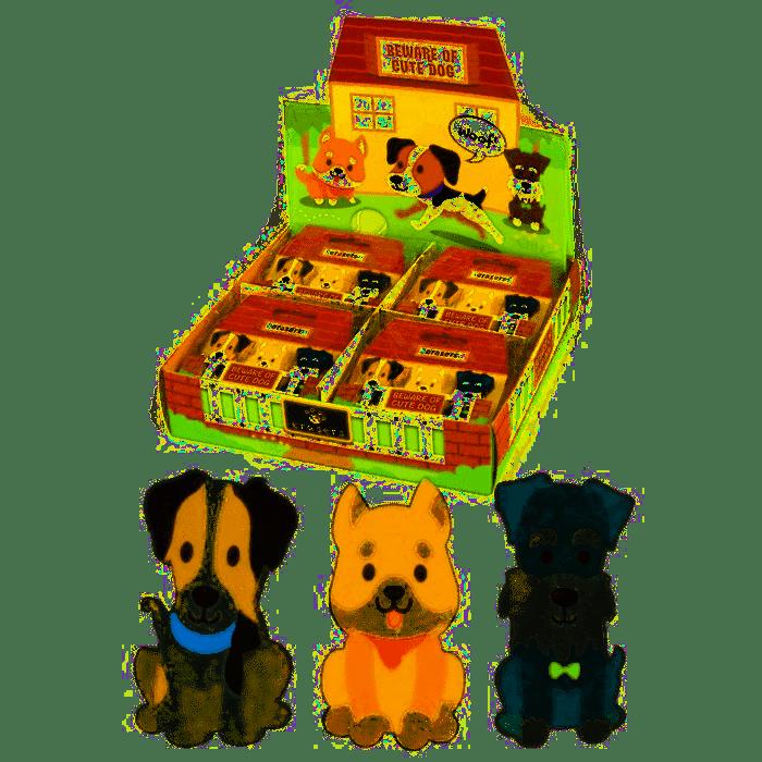Hunde viskelæder, 3 stk