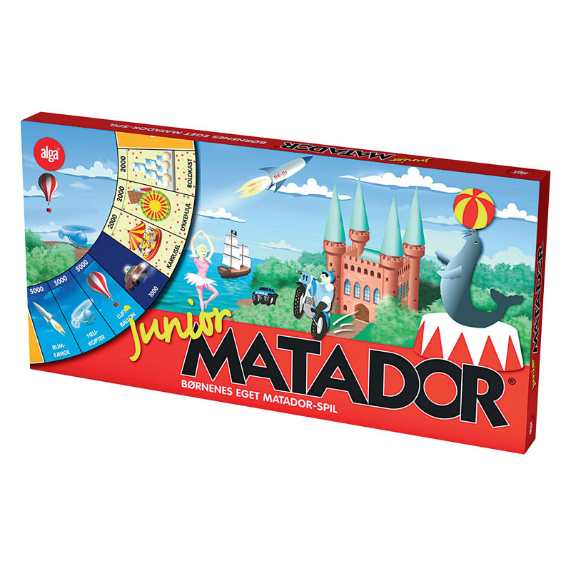 Matador junior brætspil