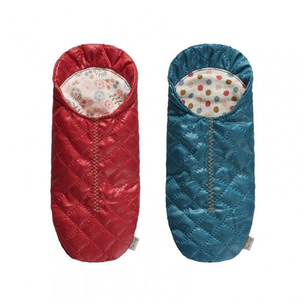 Maileg tilbehør til mus, sovepose