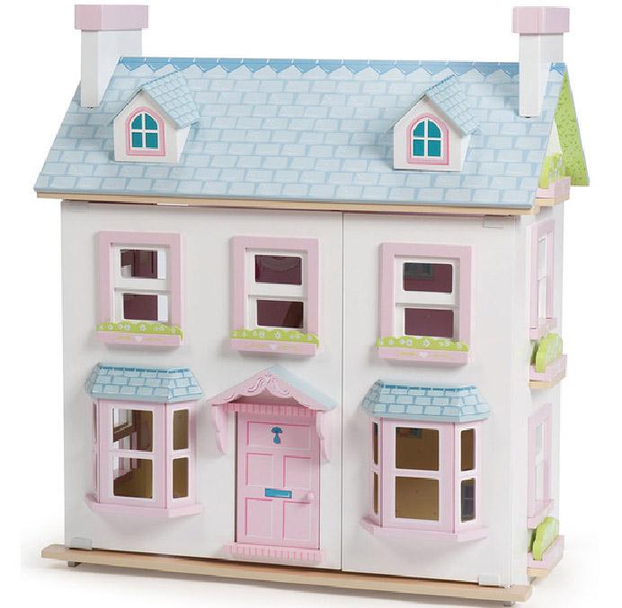 Le Toy Van dukkehus i træ, Mayberry Manor