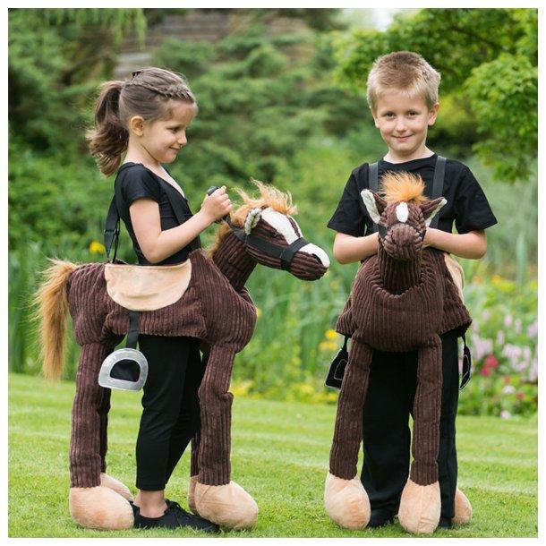 Travis udklædning, ride-in hest