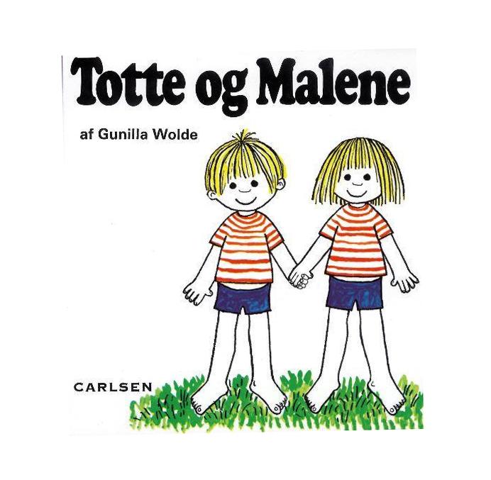 Billede af Totte og Malene