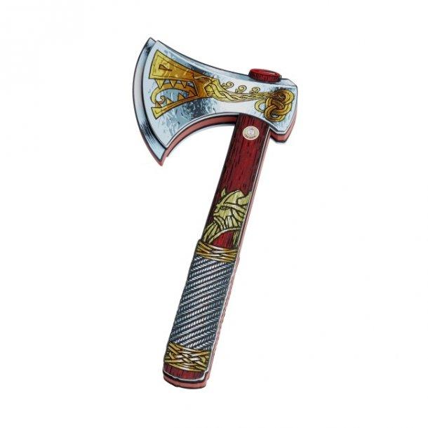 Liontouch viking udklædning, viking økse - Liontouch